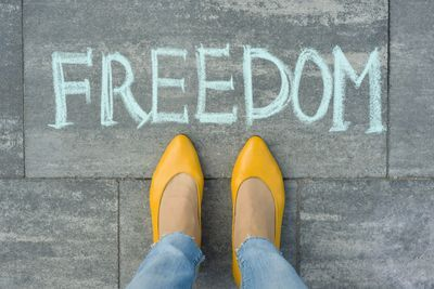 Freedom as your own boss